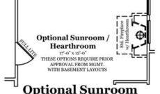 Corbridge Optional Sunroom