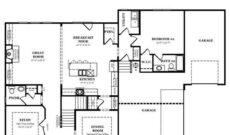 Corbridge Standard First Floor