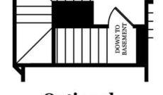 Dartmouth Optional Basement