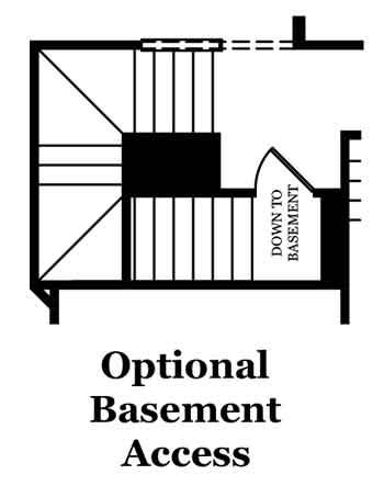 Dartmouth Optional Finished Basement 2