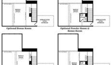 Donovan Bonus Room Options
