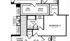 Donovan Standard First Floor with Bonus Room & Basement