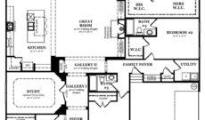 Dresden Optional First Floor