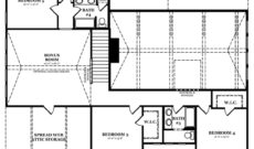 Hargrove Optional Second Floor with Two Bedroom & One Bath