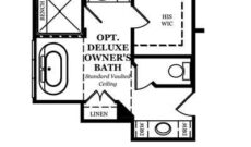 Havenwood Optional Deluxe Owners Bath