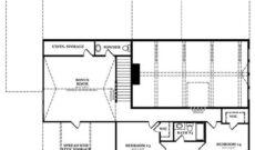 Havenwood Optional Powder Room with Hall Bath