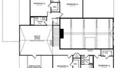 Havenwood Optional Second Floor with Bedroom & Bath