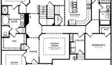 Pierce First Floor with Optional Bonus Room