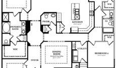 Pierce Standard First Floor