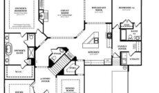 Carlisle-Standard First Floor