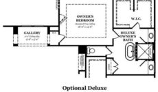 Danbury-IV-Optional Deluxe Owner's Bath