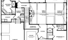 Hargrove Standard First Floor