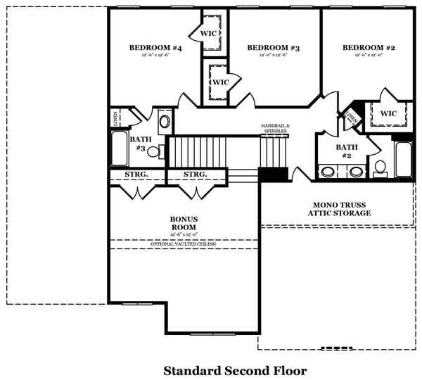 Highcliffe-Optional Finished Basement 2