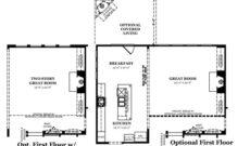 Norcross II First Floor Options