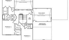Norcross II Second Floor with Optional Bonus & Media